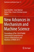 New Advances in Mechanism and Machine Science