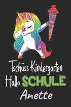 Tsch ss Kindergarten - Hallo Schule - Anette