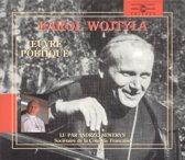 Wojtyla, Karol / Oeuvre Poetiq
