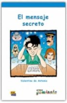 El mensaje secreto Book + CD