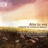 Alza Tu Voz: Himnos de Charles Welsey