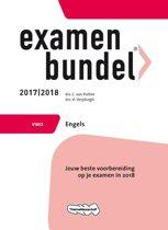 Examenbundel vwo Engels 2017/2018