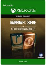 Tom Clancy's Rainbow Six Siege - Currency pack 600 Rainbow credits  - Consumable - Xbox One