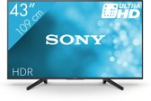 Sony KD-43XF7004 - 4K tv