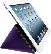 Kensington Folio Expert - Cover stand - paars - voor Apple iPad (3rd, 4th generation)