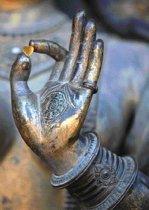 Yogi & Yogini naturals Ansichtkaarten: From Buddha with love (15x10.5 cm)