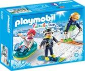 PLAYMOBIL Wintersporters  - 9286