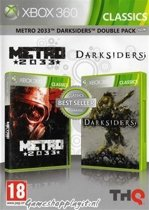 Metro 2033 + Darksiders (Double Pack)