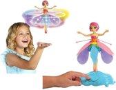Flutterbye Flying Fairy - Light Up Rainbow
