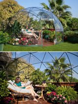 Garden Four Seasons Igloo