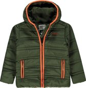 Tumble 'n Dry Jongens Jas Cracey - Rifle Green - Maat 80