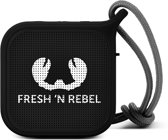 Fresh 'n Rebel Rockbox Pebble - Draadloze Bluetooth speaker - Zwart