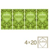 Pukka Three Mint Biologische thee - 4x20 theezakjes