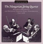 Szekely & The Hungarian Quartet