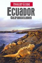Insight guides - Ecuador, Galapagoseilanden