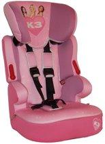 K3 Autostoel - Roze