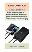 How To Charge Your Kindle Device