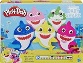 Play-Doh Baby Shark - Klei Speelset