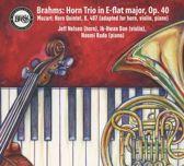 Horn Trio In E Flat Major