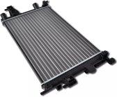 Radiateur/Oliekoeler voor Opel 540 x 359 x 23 mm