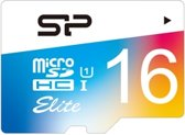Silicon Power 16GB microSDHC 16GB MicroSDHC UHS-I Class 10 flashgeheugen