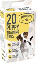 Puppy trainingsdoekjes - 20 stuks - set van 40 stuks