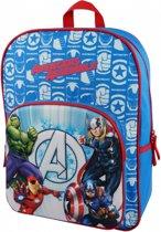 Avengers rugzak/schooltas  junior 6-8 jaar A4 map formaat