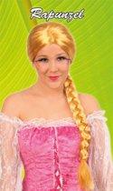 Pruik Rapunzel