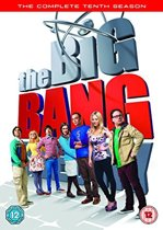 The Big Bang Theory - Seizoen 10  (Import met NL)