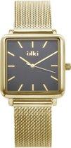 IKKI TENZIN TE03 Horloge - Goud/Zwart