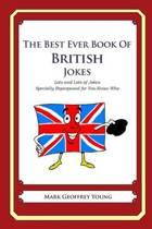 The Best Ever Book of British Jokes