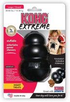 Kong Extreme Small - Kauwspeelgoed - 70mm x 45mm x 34mm - Zwart