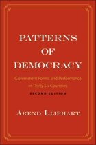 Boek cover Patterns of Democracy van Arend Lijphart