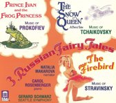 3 Russian Fairy Tales Gift Set