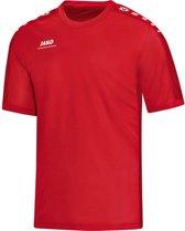 Jako - T-Shirt Striker - paars/zwart - Maat XL