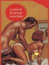 Naked Horny Teacher - Adult Erotica