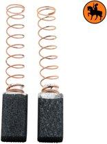 Koolborstelset voor AEG Schuurmachine SB2E600RL - 5x8x15mm