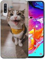 Samsung Galaxy A70 Telefoonhoesje Ontwerpen met Foto