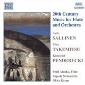 20th Century Music for Flute  - Sallinen, et al / Alanko