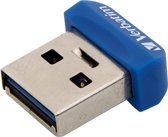 Verbatim 98711 64GB - USB-Stick / Blauw