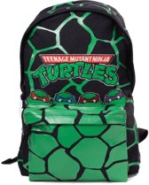 Nickelodeon Rugzak Ninja Turtles 13 Liter Groen-zwart