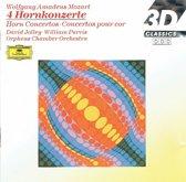 Wolfgang Amadeus Mozart, David Jolley, William Purvis, Orpheus Chamber Orchestra – 4 Hornkonzerte