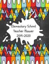 Elementary School Teacher Planner