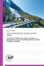 Les Partenariats Public-Priv -Ppp-