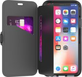 Tech21 Evo Wallet iPhone X - Smokey/Black
