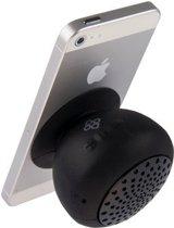 Waterdichte bluetooth speaker met zuignap - Douche speaker - Zwart