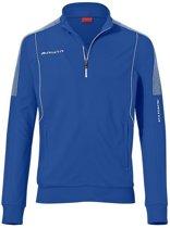 Masita Barca Zip-Sweater - Sweaters  - blauw - S