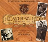Various - Head Rag Hop. Piano Blues 1925-1960