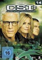 CSI Las Vegas Season 14