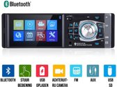 Auto radio 4.1 inch HD Scherm bluetooth MP5 player 1DIN